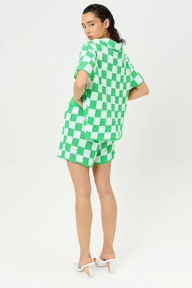 Coco Crochet Shorts
