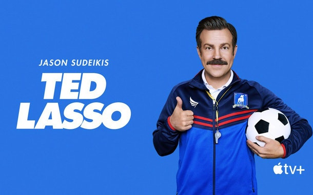 Jason Sudeikis as Ted Lasso in Ted Lasso