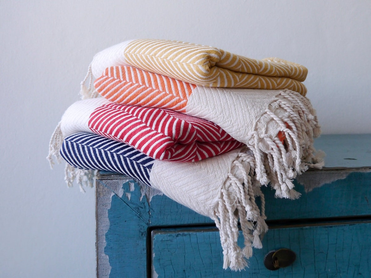 Throw Blanket, Blanket, Handwoven Throw
