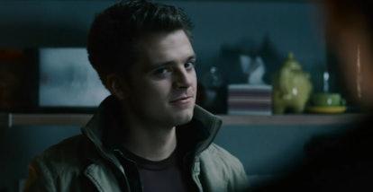 Sebastian Stan plays Chase in 'The Covenant.' Screenshot via Amazon Prime Video.