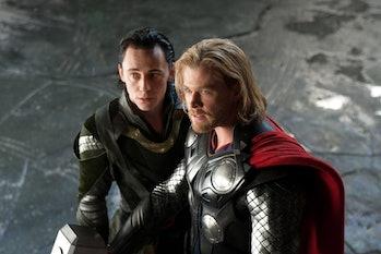 Loki Marvel Thor