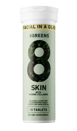 8Greens Skin Tablet