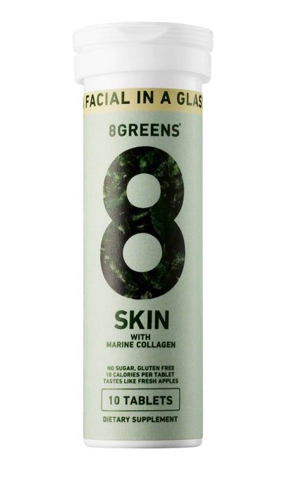8Greens Skin Tablet