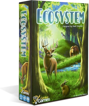 Board game design for Ecosystem