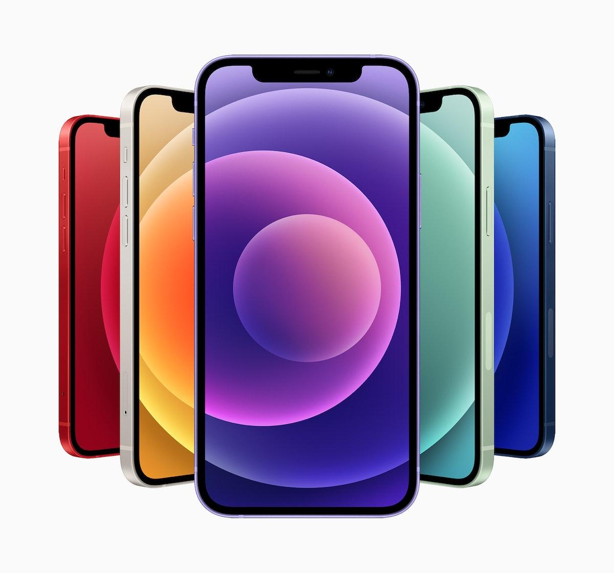 Apple's Purple iPhone 12 release date is so soon.