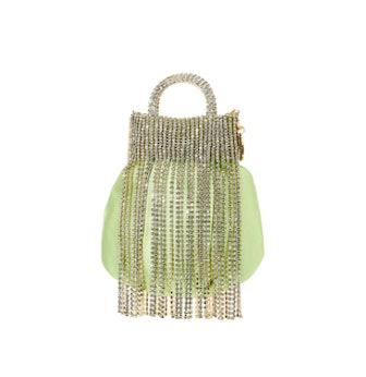 Follie Green Bag