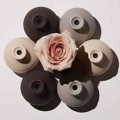perfume rose Jeff Leatham x KKW Fragrance