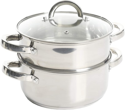 Oster Sangerfield Stainless Steel Cookware (3 Quarts)
