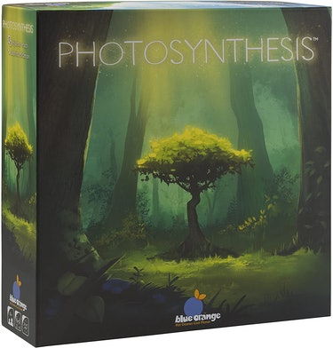 Board game design for Photosynthesis