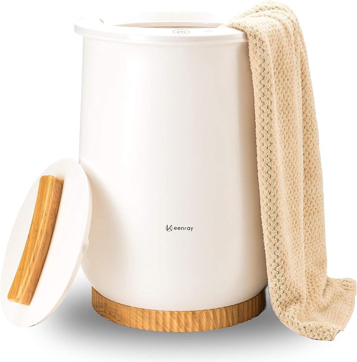 Keenray Bucket Style Towel Warmer