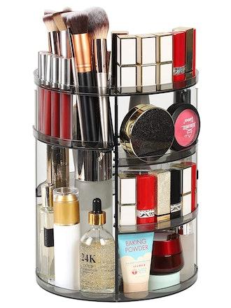 Syntus 360-Rotating Makeup Organizer