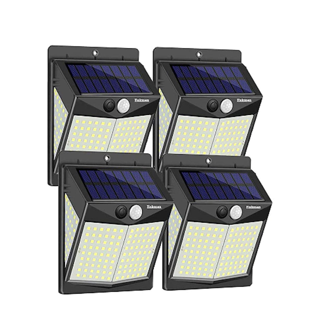 Enkman Solar Lights (4-Pack)