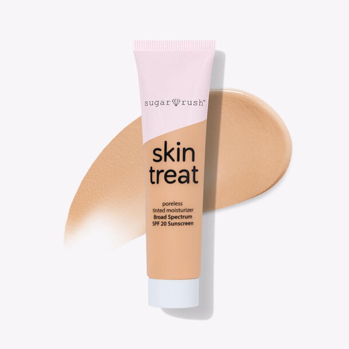 Skin Treat Poreless Tinted Moisturizer Broad Spectrum SPF 20