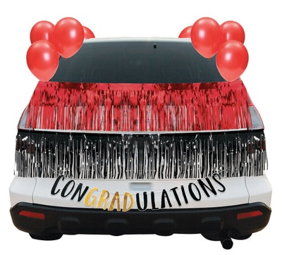 Graduation Car Parade Decorating Kit