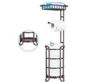 TreeLen Toilet Paper Holder Stand