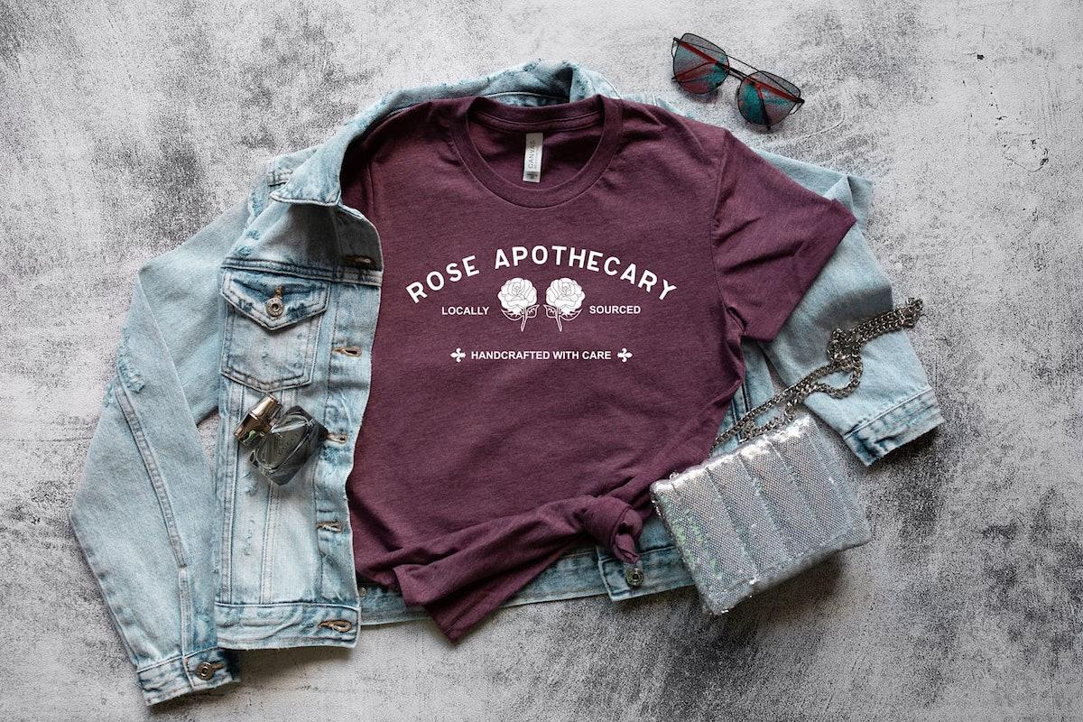 Rose Apothecary Shirt