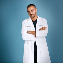 Jackson Avery left for a mysterious destination during the most recent episode of 'Grey's Anatomy' Season 17. Photo via ABC