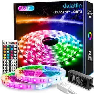 Dalattin Color Changing Led Strip Lights