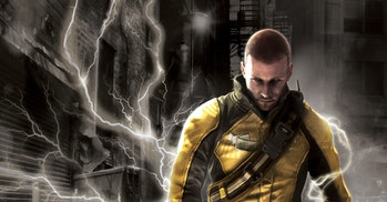 Infamous PS3 exclusive