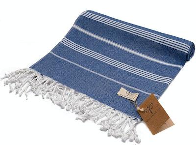 Smyrna Classical Series Original Turkish Beach Towel