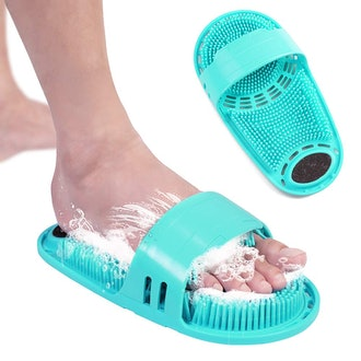 Meidong Silicone Shower Foot Scrubber