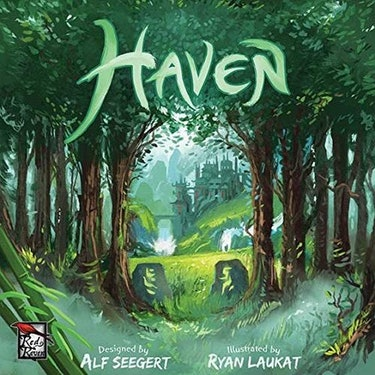 Board game design for Haven