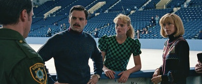 Sebastian Stan portrays Jeff Gillooly in 'I, Tonya.' Photo via Neon