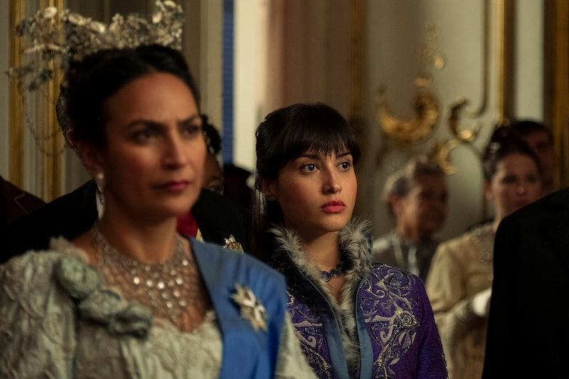 Sujaya Dasgupta in 'Shadow and Bone,' via the Netflix press site.