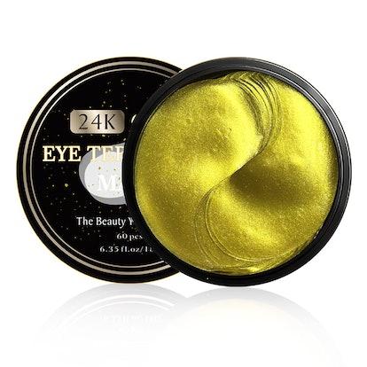 VANELC 24k Gold Eye Masks
