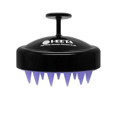 HEETA Shampoo Scalp Massager
