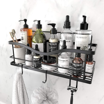 KINCMAX Shower Caddy Basket Shelf