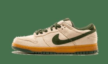 "Nike SB 2004 ""Bonsai"" Hemp Pack Dunk"