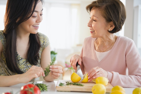 Virtual Mother's Day Cooking Classes