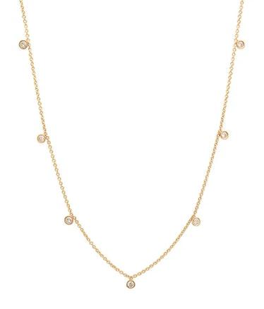 7 Diamond Necklace
