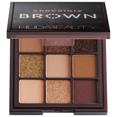 Huda Beauty Brown Obsessions Eyeshadow Palette