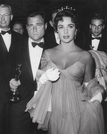 Best Oscars beauty looks: Elizabeth Taylor.