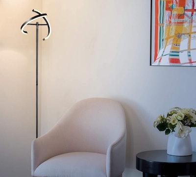 Brightech Halo Split Floor Lamp