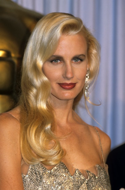 Best Oscars beauty looks: Daryl Hannah.