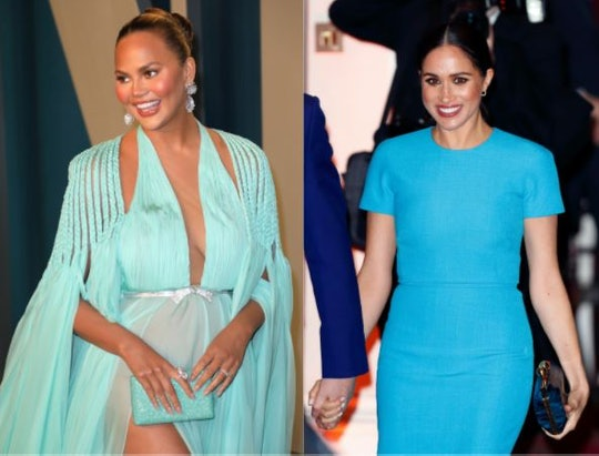 Chrissy Teigen says Meghan Markle is a wonderful and kind person.