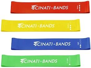 Cinati Resistance Bands (Set of 4)