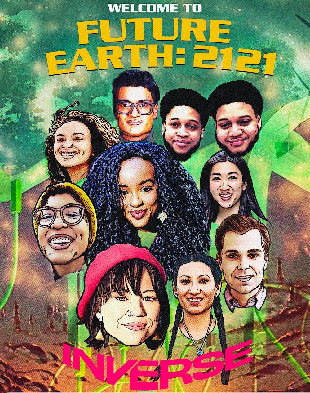 future earth 2021