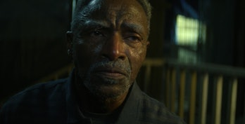 Carl Lumbly as Isaiah Bradley in The Falcon and the Winter Soldier Episode 5