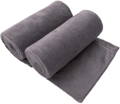 JML Microfiber Bath Towels (Set of 2)