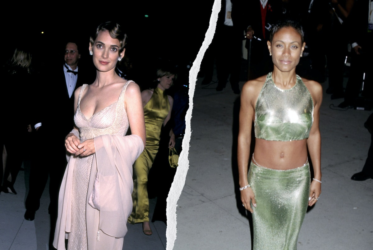 10 Best '90s Oscars Red Carpet Outfits