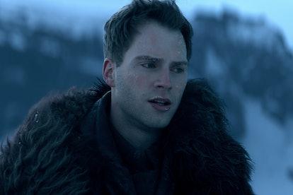 Calahan Skogman as Matthias in 'Shadow and Bone' via Netflix press site.