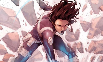 Daisy Johnson/Quake in the Marvel Comics