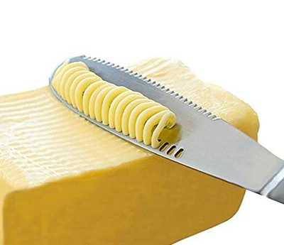 simple preading Stainless Steel Butter Spreader