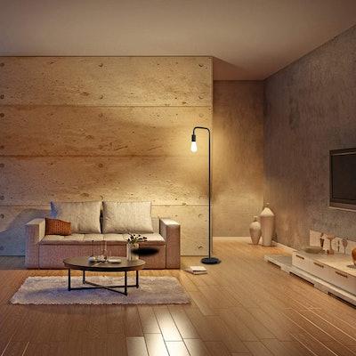 PAZZO Industrial Floor LED Lamp
