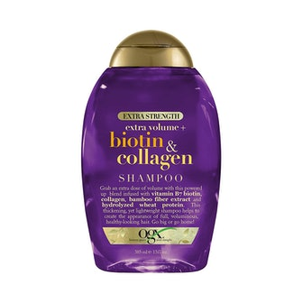 OGX Thick & Full + Biotin & Collagen Shampoo, 13 Fl. Oz.