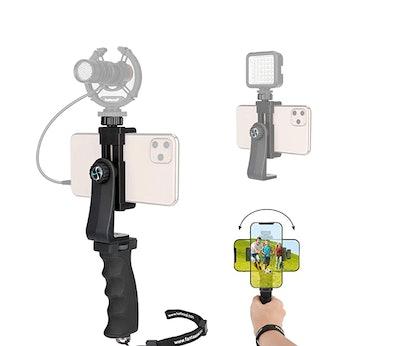 Fantaseal Ergonomic Anti-Slip Smartphone  Stabilizer